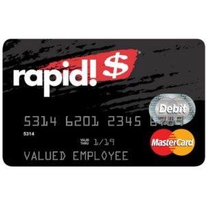 Payroll Card