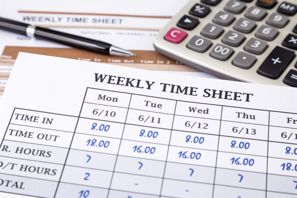 Time And Attendance Checkmate Payroll