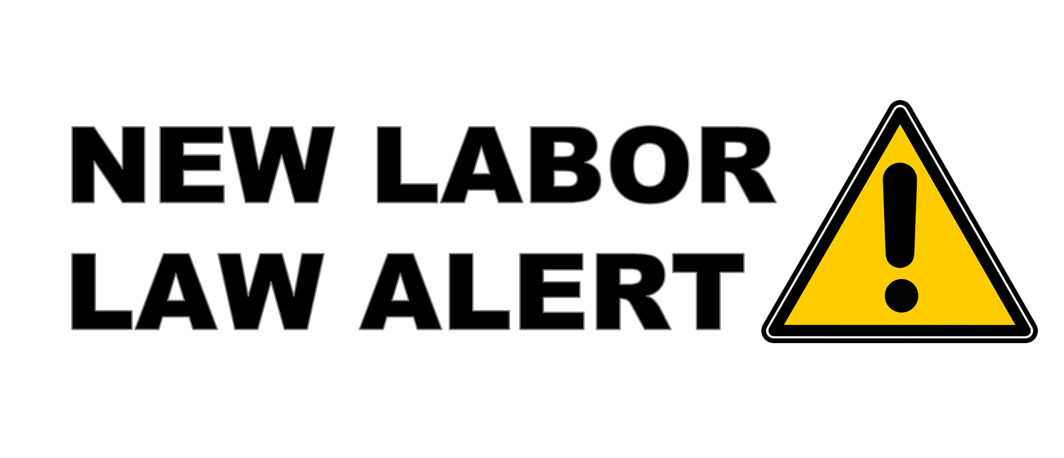 Maine Labor Law Alert: New Posting Requirement