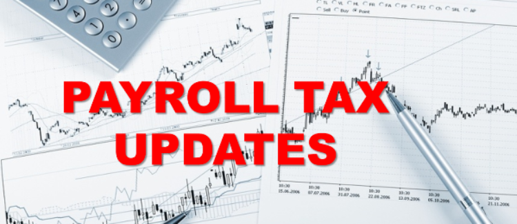 2019 Payroll Tax Updates: Social Security Wage Base